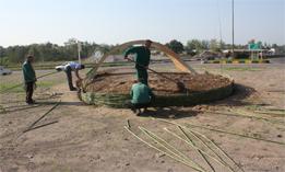 پروژه باز پیرایی میدان امام علی
