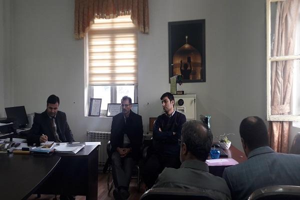 نشست شورای اداری سازمان فرهنگی ،اجتماعی و ورزشی شهرداری رشت برگزار شد