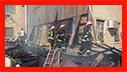 اطفای آتش سوزی عصر امروز در خیابان مطهری رشت/آتش نشانی رشت