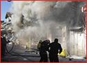 عملکرد 48 ساعته آتش نشانان شهر باران/آتش نشانی رشت