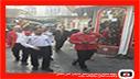 بازدید معاونت عملیات و معاون پیشگیری سازمان آتش نشانی از شیرهای آتش نشانی بازار رشت/آتش نشانی رشت
