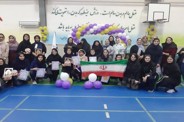 سازمان فرهنگی ،اجتماعی و ورزشی شهرداری رشت:اختتامیه مسابقات جام رمضان (بانوان) از سری مسابقات المپیاد ورزشی محلات برگزارشد